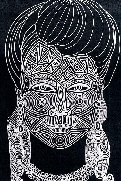 Maori  von Sasha Butter-van Grootveld