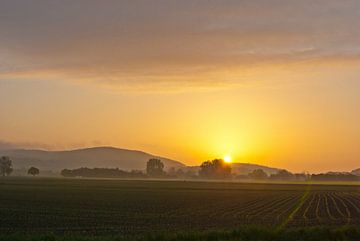 lever du soleil sur Norbert Sülzner