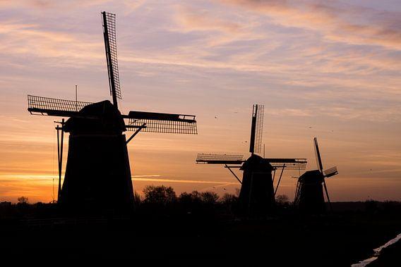 Drie molens, Stopwijk van Jordy Kortekaas