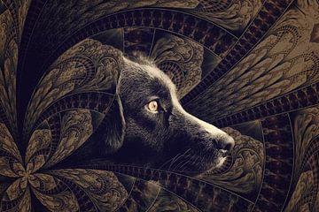 Professionelles Hundemodell von Rudy & Gisela Schlechter
