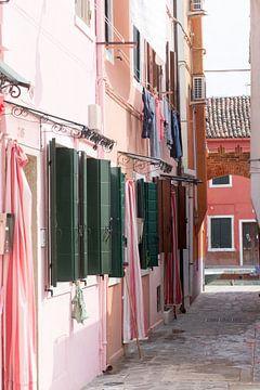 Venedig - Burano von heidi borgart