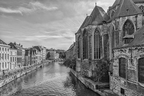 Predikherenlei in Gent van Don Fonzarelli