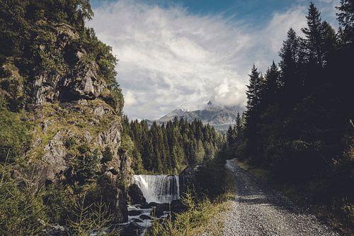 Italian Alps van