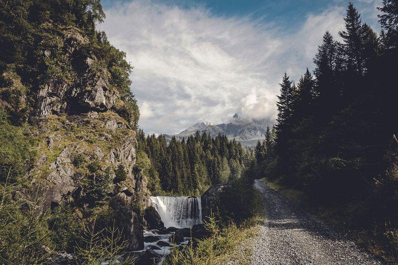 Italian Alps sur Dirk Wüstenhagen