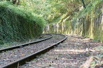 spoorweg naar de toekomst van Compuinfoto .