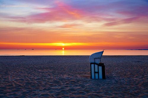 Strandstoel van Tilo Grellmann | Photography