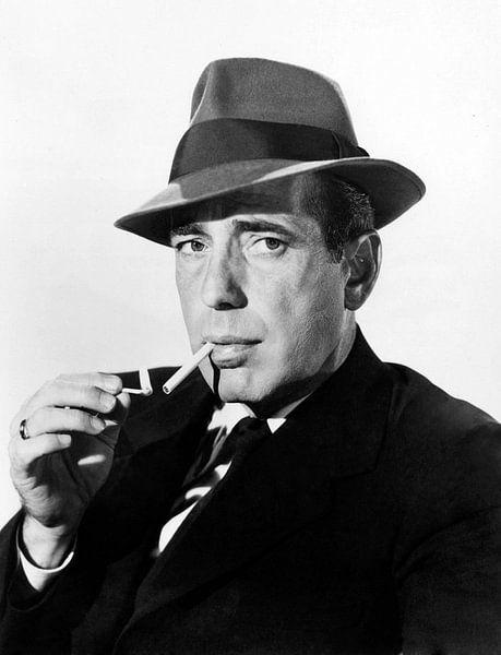 Humphrey Bogart, Dead Reckoning 1947 von Bridgeman Images