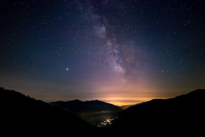 Melkweg / Milkyway van Harm Rhebergen