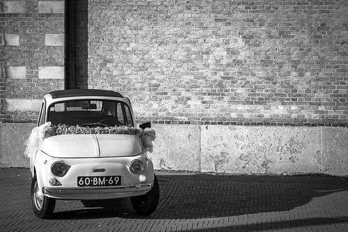 Fiat 500 van