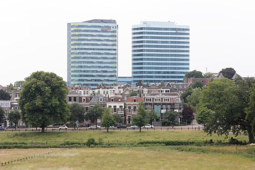 Blik op Arnhem van Ronald Jansen