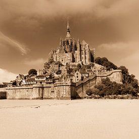 Le Mont-Saint-Michel van Felix Sedney