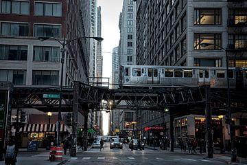 Chicago City II van Tom Kraaijenbrink