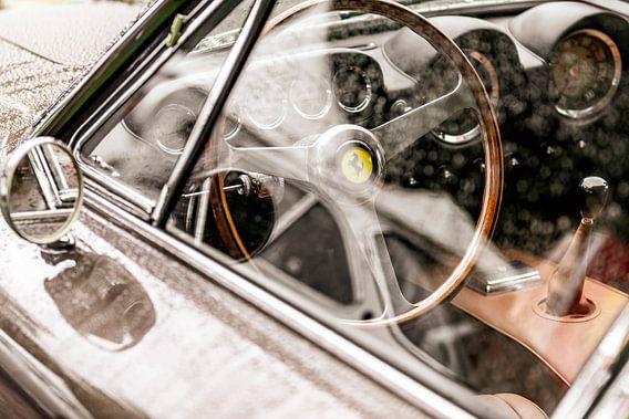 Ferrari 250 GT Berlinetta Lusso klassieke Italiaanse GT interieur