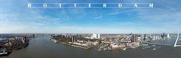 Rotterdam Skyline sur Arthur Mol