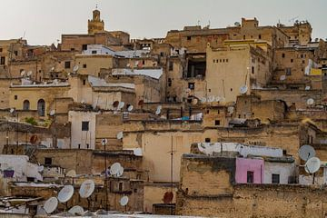 Medina van Fez, Marokko