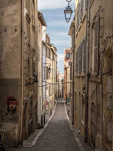Marseille IV van