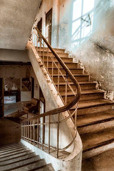 De oude verffabriek