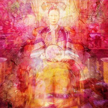 Chinese empress van Ron jejaka art