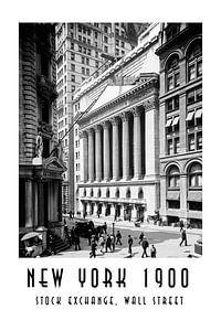 New York 1900: Stock Exchange, Wall Street