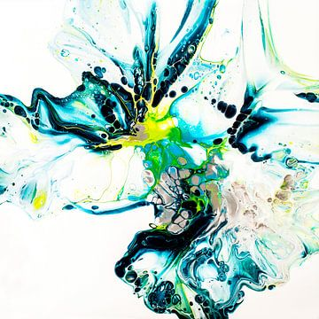 Acrylic Dutch Pour von Rob Smit
