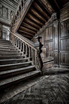 Wunderschöne Treppe 1 von Kirsten Scholten