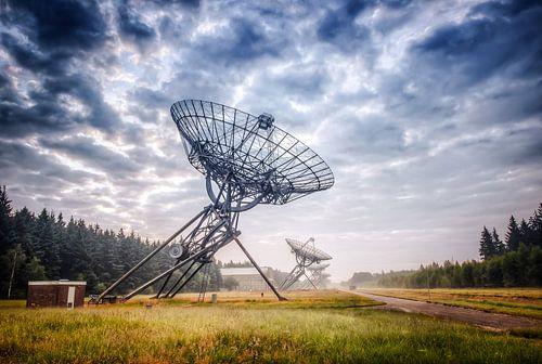 Astron Radio Telescoop bij Westerbork
