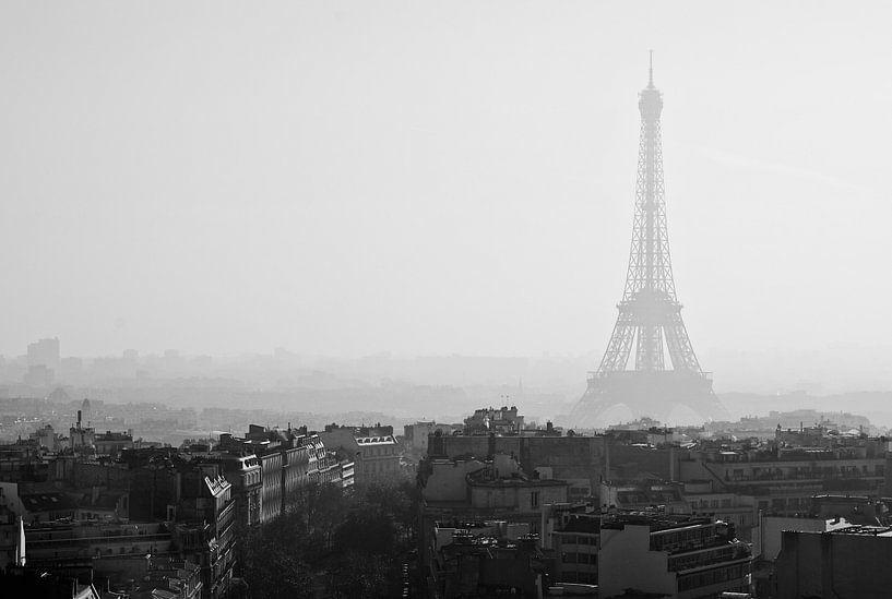 De Eiffeltoren van Jeroen Knippenberg