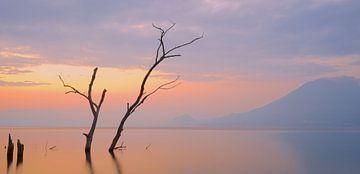 Mistic sunrise von peter meier