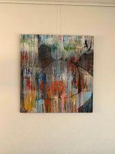 Klantfoto: Patience van Atelier Paint-Ing, op canvas