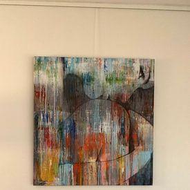 Kundenfoto: Geduld von Atelier Paint-Ing, auf leinwand