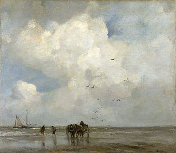 Schelpenvissen, Jacob Maris