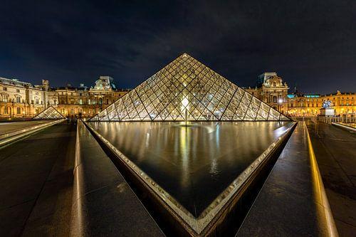 Pyramid triangulatie van