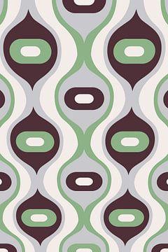 Retro design Vintage van Markus Wegner