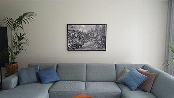 Klantfoto: De Muur van Geraardsbergen van Leon van Bon