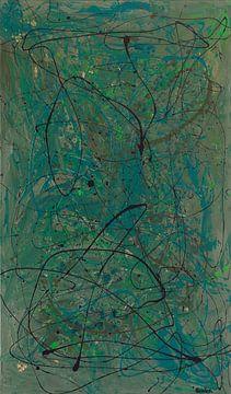 60 Vortex 7 The Concept Of Desire I von ANTONIA PIA GORDON