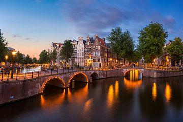 Amsterdam evening mood sur