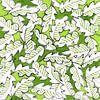 Groene bladeren van Eva van den Hamsvoort thumbnail