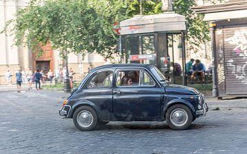"""Fiat 500""""Topolino"""" von Pieter van der Zweep"""