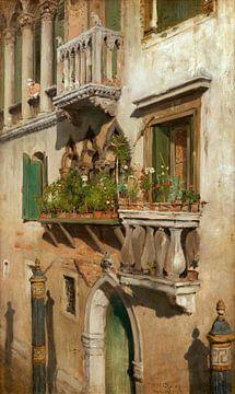 Venedig, William Merritt Chase