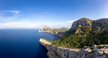 Mallorca Noordelijke Kust Panorama, Can Singala, Can Singala van Dennis Eckert