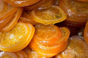 Gekonfijte sinaasappels van Carla Hager