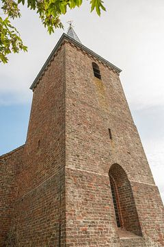 Kerkje van Hoorn op Terschelling  van Tonko Oosterink