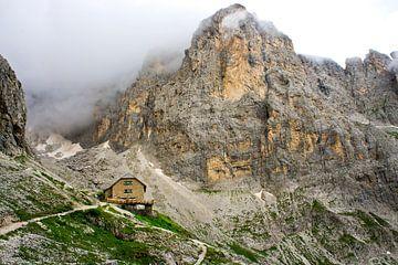 Südtirol Langkofelhütte sur Martina Weidner
