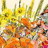 Neigt naar oranje van Henk van Os thumbnail