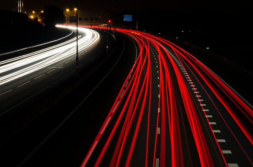 Red lines van Lennard Deij