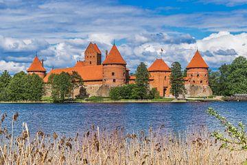 Wasserburg Trakai, Litauen  sur Gunter Kirsch
