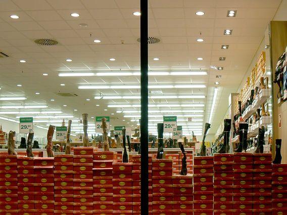The shoe store van Henk Egbertzen