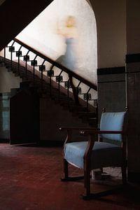 Upstairs...