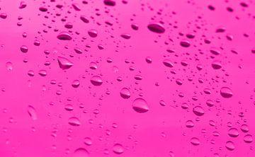 Waterdruppel van BVpix
