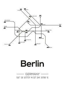 Berliner U-Bahn-Linien